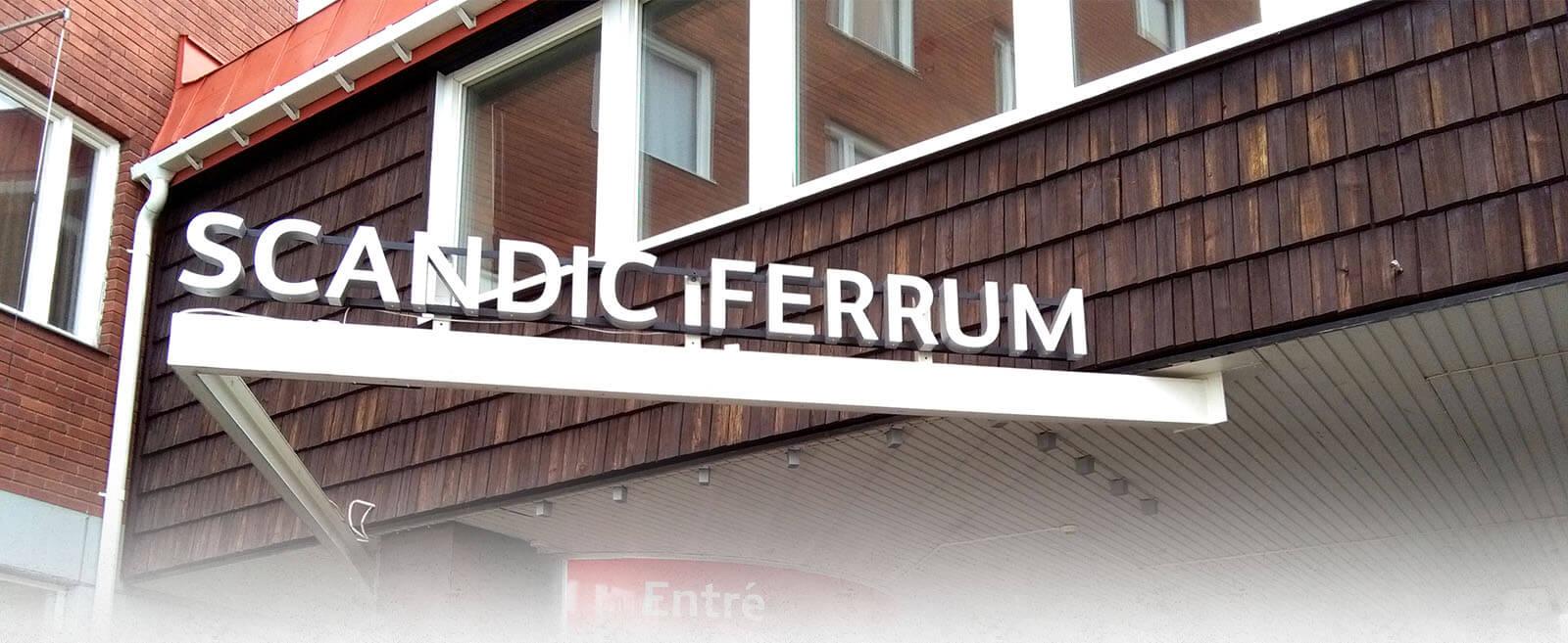 Scandic Ferrum